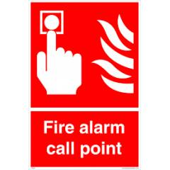 Mediateckboards FACP-005 Fire Alarm Call Point, Size: 6x8 in