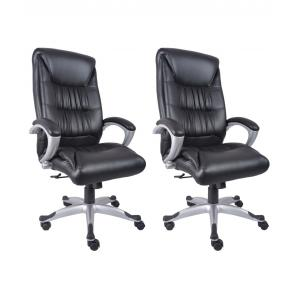 Divano Modular 008 High Back Executive Office Chair (Pack of 2)