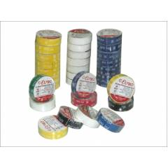 Euro 8m PVC Electrical Insulation Tape, Width: 3/4 Inch (Pack of 10)