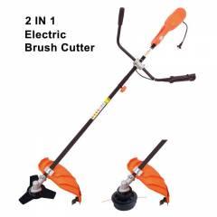 Neptune 1200W Red Electric Lawn Brush Cutter Machine, BC-1200E