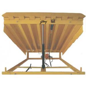 Godrej GDL 90 Dock Leveler, Load Capacity: 9 Ton