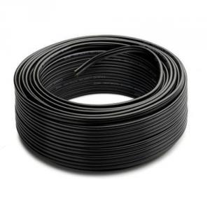 RISTACAB 0.5 Sqmm 8 Core 100m Black PVC Flexible Industrial Cables
