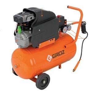 Groz 2Hp Direct Drive Air Compressor, RAC/DD/2-11/24-1