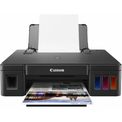 Canon Pixma G1010 Single Function Black Inkjet Printer