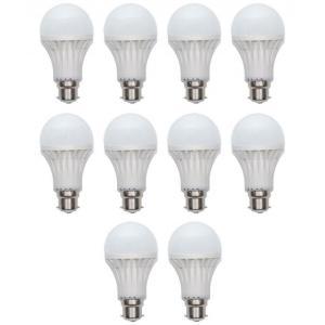 Gi-Shop 18W B-22 LED Bulbs (Pack of 10)