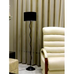 Tucasa Floor Lamp with Circular Shade, LG-617, Weight: 1100 g