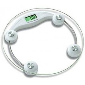 Krish BGS-1207 180 kg Silver Electronic Body Weighing Scale