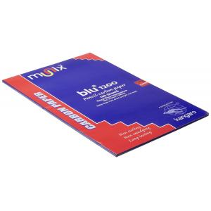 Kangaro BLU 1200 Munix Pencil Carbon Paper, Size: 210x330 mm
