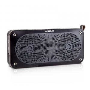 Envent Live Free 370 Black Bluetooth Speaker, Power: 5W
