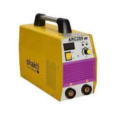 Shakti 1 Phase 220V Welding Machine, ARC 200MOS