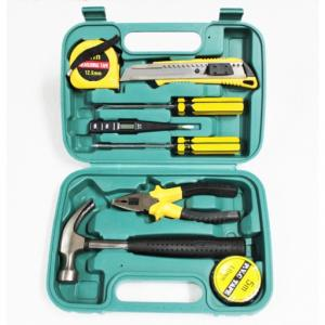 LECHG 9 Pieces Basic DIY Tool Kit