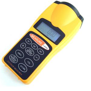 Yuzuki Ultrasonic Distance Measurer Laser Point ( 60 Feets/18 meters)