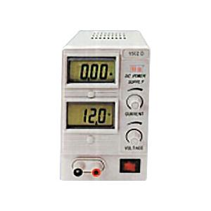 Vartech 1502 D DC Power Supply with 2 LCD Meters, Output Voltage: 0-15 V