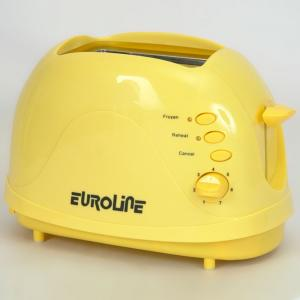 Euroline EL 820 2 Slice Pop Up Toaster