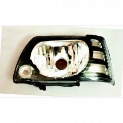 Indolite Left Hand Head Light Assembly For Maruti Suzuki 800, AG383