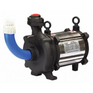 V-Guard 1HP Openwell Submersible Pump with Control Panel, Neon-OSSF80