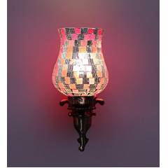 New Era Antique Multicolor Wall Lamp, DE227