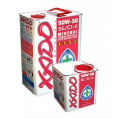 Xado Atomic Oil, 20W50 SL/CI-4, Capacity: 4 L