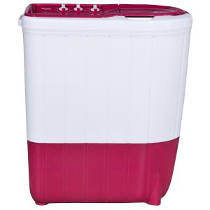 Whirlpool 6kg Tulip Pink Semi-Automatic Top Loading Washing Machine, Superb Atom 60I