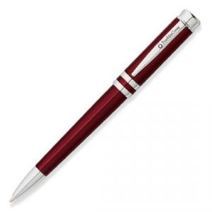 Franklin Covey Freemont Red Ballpoint Pen, FC0031-3(1-93)