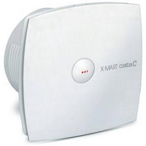 Cata X MART-10 Matic White Exhaust Fan, Sweep: 100 mm