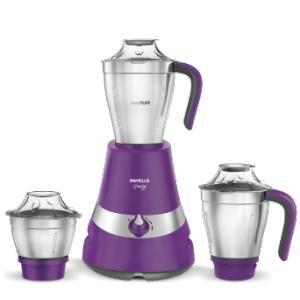 Havells Gracia 750W 3 Jar Purple Mixer Grinder