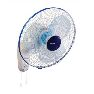 Orient Wall-44 1330rpm Azure Blue White Wall Fan, Sweep: 400 mm