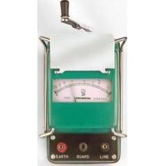 Waco 250 MΩ Hand Driven Analog Insulation Testers, WI 254