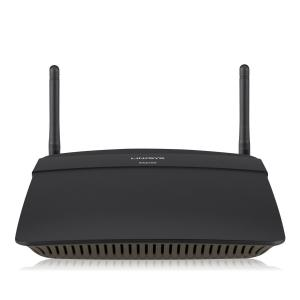 Linksys EA2750 Black Dual-Band N600 Router with Gigabit & USB Port