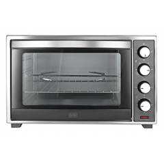 Black+Decker 30 Litre Grey Oven Toaster Grill, BXTO3001IN