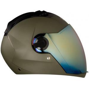 Steelbird SBA-2 Matt Battle Green Helmet, Size (Medium, 580mm)