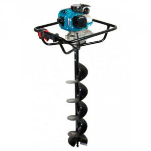 Makita 2.7HP Earth Auger, BBA520, Displacement: 51.77 cc