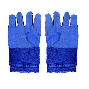 KBP 12 Inch Denim Blue Jeans Hand Gloves (Pack of 10)