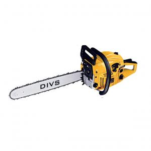 Divs 22 inch Gasoline Chain Saw, RR 550C