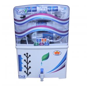 SKS Aquagrand Plus 12 Star Litre RO+UV+UF Water Purifier