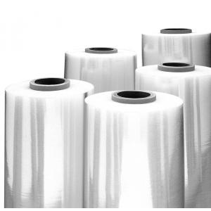 Superdeal 450mm Machine Grade Stretch Wrapping Film Roll (Pack of 6)