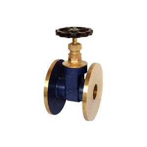 Mala Bronze Flanged Gate Valve, MM-102, Size: 2 Inch