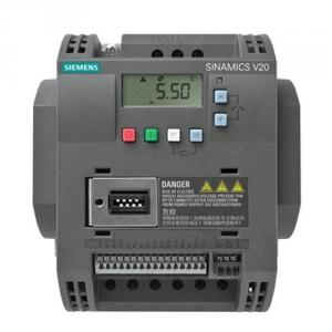 Siemens Sinamics V20 VFD Drive with Panel