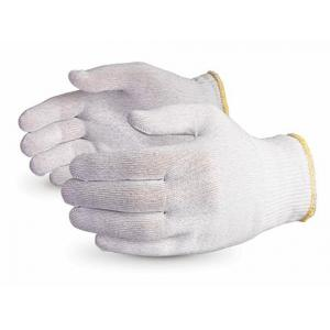 Ufo 60g White Cotton Knitted Safety Gloves, Size: XL