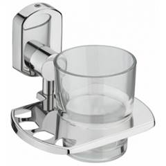 Jovial 205 Curio Stainless Steel Glossy Finish Toothbrush Holder