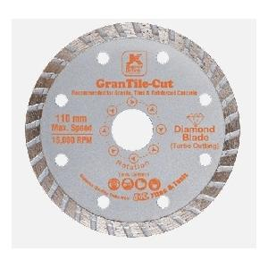 JK Diamond Cutting Blades Grantile Cut-5 (Pack of 10)