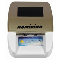 Namibind Compact Pro Fake Note Detector & Counter