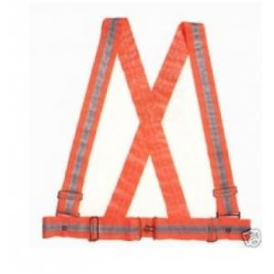Eagle Orange Cross Safety Belt (Pack of 5)