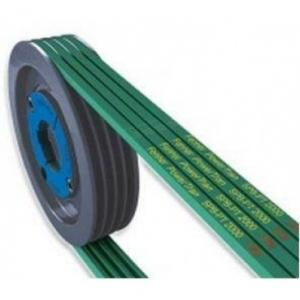 Fenner SPA-PT 4250 Green Cover Wedge Belt