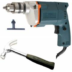 Tiger TGP10 10mm Electric Drill Machine with Hammer