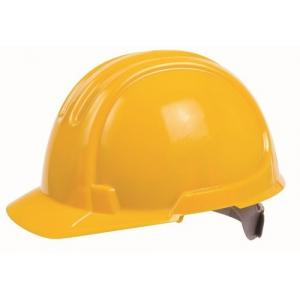Shiv Tech Yellow Safety Helmets, (Pack of 5)