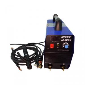 Micro Inverter MMA DC Welding Machine, ARC 200B, Weight: 8 kg