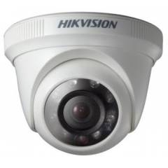 Hikvision 1MP HD720P Indoor IR Turret Camera, DS-2CE5AC0T-IRPF