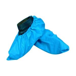 KK Surgical Care Blue Non Woven Plastic Shoe Covers (Pack of 200)