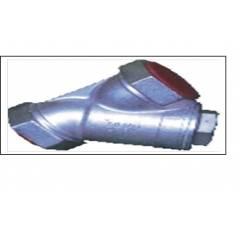 Flowmech 15 mm I.C Y Type Strainer S/E Body Jali SS, CF8